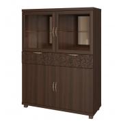 Шкаф комбинированный Ирис-25