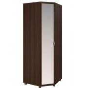 Шкаф угловой с зеркалом Ирис-21