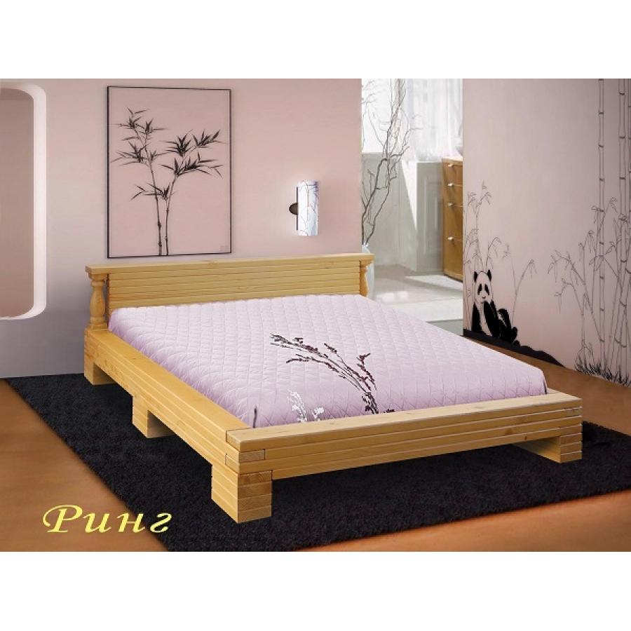 Деревянные кровати фото и цена