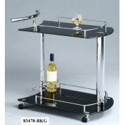 Стол сервировочный 83478-BKG