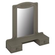 Полка с зеркалом Ассоль Плюс АС-38