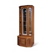 Шкаф для посуды (эркер) Азалия10Р (У)