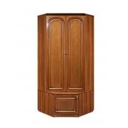 Шкаф для одежды угловой с тумбой Азалия10Р (У)