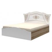 Кровать двойная 160*200 с латами Династия 18