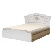 Кровать двойная 160*200 с подъемным механизмом  Династия 5ПМ