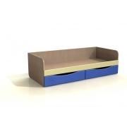 Кровать с ящиками ДК-11 Капитошка