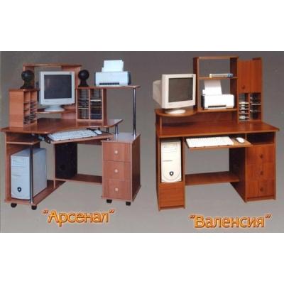 """""""Валенсия"""" - компьютерный стол"""