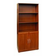 Шкаф для книг без стекла МД 2.02.