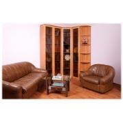 Книжный шкаф Верона-1 угловой