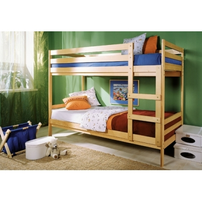 Кровать 2-х ярусная мийа сборка