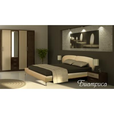 Кровать Биатриса мягкая
