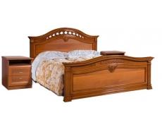 Кровать Delia с 2-мя спинками Европа-7 D7/221