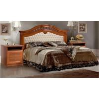 Кровать Delia с одной мягкой спинкой Европа-7 D7/241