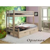 Двухъярусная кровать Орлёнок