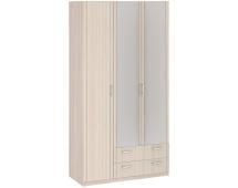 Шкаф 3-х дверный с ящиками Лотос 8.031