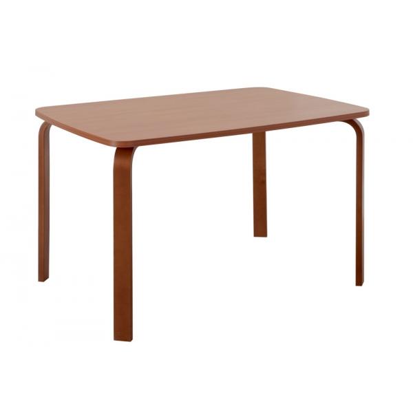Стол гнутая нога
