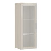Шкаф со стеклом 17.17 Модерн