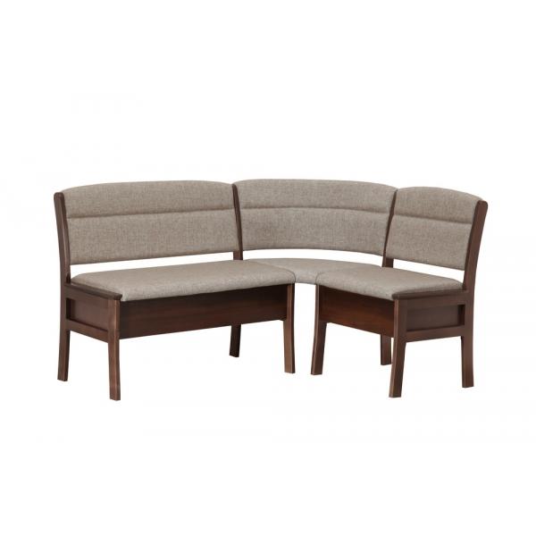 Кухонный угловой диван Этюд облегченный 3-1 с ящиком