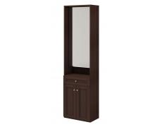 Шкаф комбинированный с зеркалом Скандинавия-28