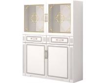 Шкаф комбинированный Виктория-39