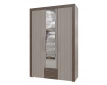 Шкаф распашной 3-х дверный с ящиками Азалия 4-4805