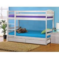 Кровать двухъярусная Массив (трансформер)