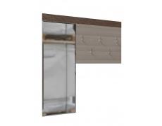 Зеркало с вешалкой Трио 2-3812