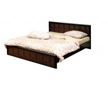 Кровать с настилом Волжанка 06.02