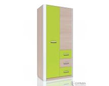 Шкаф комбинированный Артек НМ 014.60