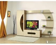 Шкаф комбинированный Ларго НМ 013.52