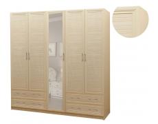 Шкаф распашной Крона 26