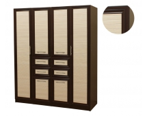 Шкаф распашной Крона 28