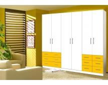 Гамма 12 шкаф-распашной