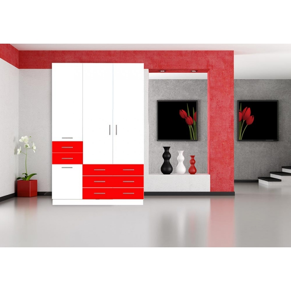 Гамма 22 шкаф-распашной