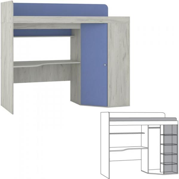 Тетрис-1 345 Кровать-чердак