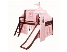 Кровать-чердак игровая Фиона
