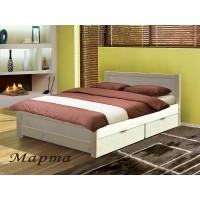 Кровать Марта массив