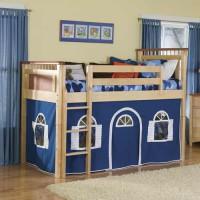 Кровать двухъярусная игровая Адмирал