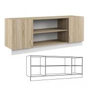 Шкаф навесной Линда 313 (1600)