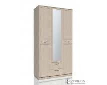 Шкаф комбинированный Браво НМ 013.08-01 М