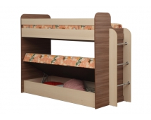 Кровать двухъярусная Адель-4