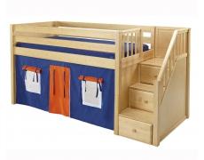 Кровать-чердак игровая Эльф 1