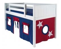 Кровать-чердак игровая Скаут
