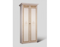 Шкаф 2-х ств. для платья Карина-3 К3М-2