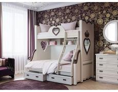Двухъярусная кровать Ангел