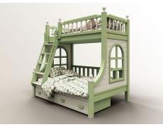 Двухъярусная кровать Гранд с ящиками