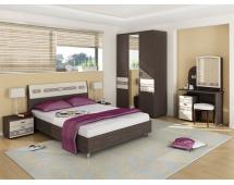 Спальня Ривьера вариант 1