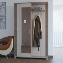 Шкафы-купе в маленькую прихожую: фото, советы экспертов!