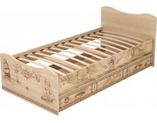 Кровать с ящиком Квест 4