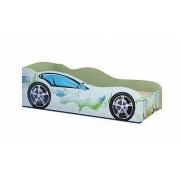 Кровать-машина с выдвижным ящиком Браво 08
